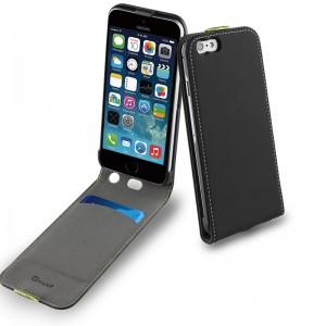 Muvit Slim Flip Black iPhone 6 Plus
