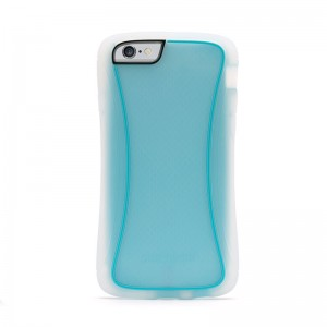 Griffin Survivor Slim Blue/Transparant iPhone 6 Plus