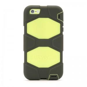 Griffin Survivor All-Terrain Olive /Lime iPhone 6 Plus