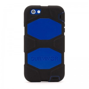 Griffin Survivor All-Terrain Black/Blue iPhone 6