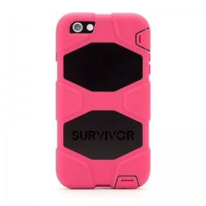 Griffin Survivor All-Terrain Pink/Black iPhone 6