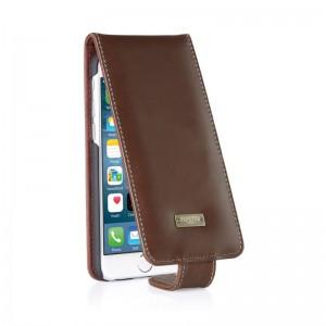 Pipetto Classic Flip Brown iPhone 6
