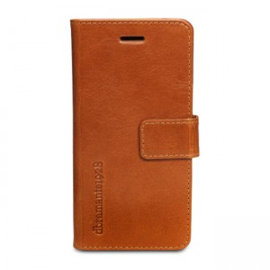 Dbramante1928 Leather Wallet Copenhagen Golden Tan iPhone 6 Plus