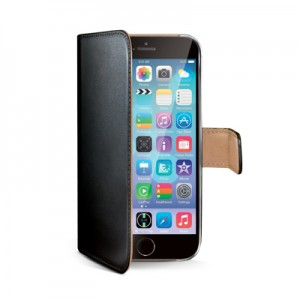 Celly Wally Black iPhone 6 Plus