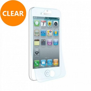 Muvit Screenprotector Glans x2 iPhone 5/5S/5C