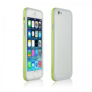 Bumper Dual Color Grey/Green iPhone 6