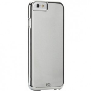 Case-Mate Barely There Silver iPhone 6