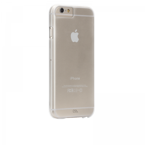 Case-Mate Barely There Clear iPhone 6 Plus