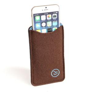 Waterkant Carrying Brown/Blue iPhone 6