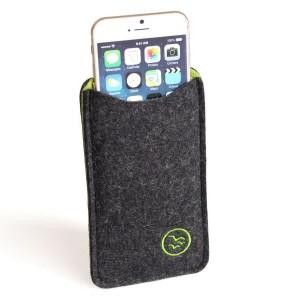 Waterkant Carrying Grey/Green iPhone 6