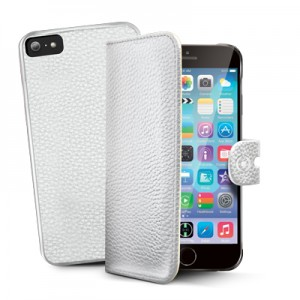 Celly Ambo 2-in-1 White iPhone 6 Plus