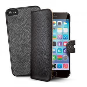 Celly Ambo 2-in-1 Black iPhone 6 Plus