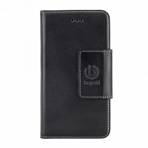 Bugatti Bookcover Amsterdam Black iPhone 6
