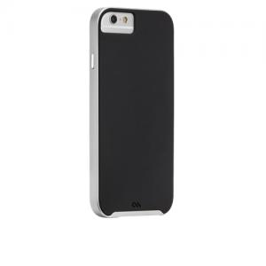 Case-Mate Slim Tough Black/Silver iPhone 6