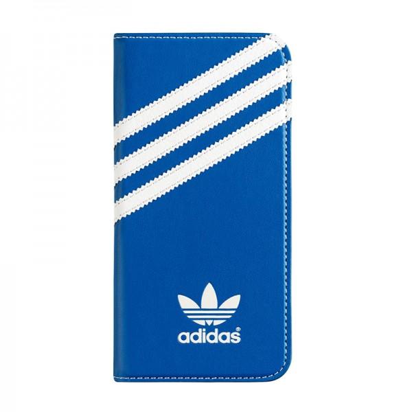 adidas Originals Booklet Case Bluebird/White iPhone 6 Plus