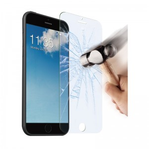 Muvit Screenprotector Tempered Glass 0.33mm iPhone 6