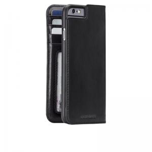 Case-Mate Wallet Folio Black iPhone 6 Plus