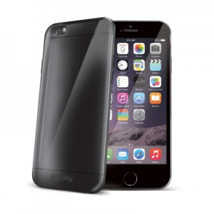 Celly Gelskin Black iPhone 6 Plus