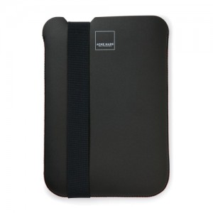 Acme Made Skinny Sleeve Matte Black iPad Mini 1/2/3