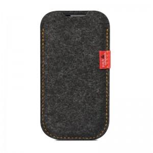 Pack & Smooch Elie Dark Grey/Yellow iPhone 6