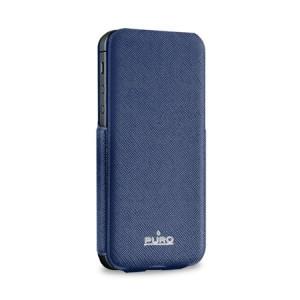 B-Stock* Puro Flipper Case Blue iPhone 5 en 5S
