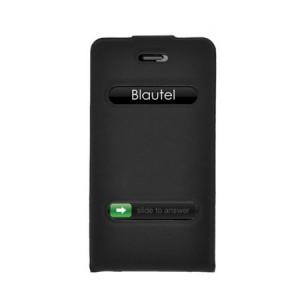 B-Stock*-4-OK Slim Fit Vertical Black iPhone 4 en 4S