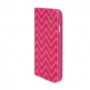 Tucano Libro Zigzag Hot Pink iPhone 6