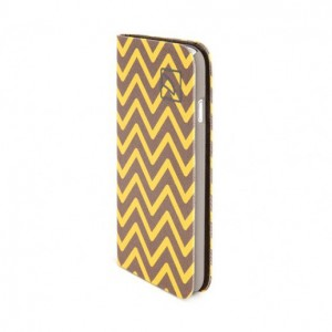 Tucano Libro Zigzag Yellow iPhone 6