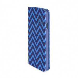 Tucano Libro Zigzag Blue iPhone 6