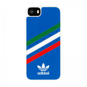 adidas Originals Moulded Case Blue/Green/White/Red iPhone 5 en 5S