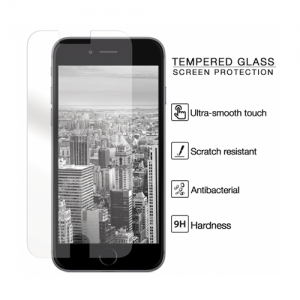 Mobiparts Tempered Glass Screen Protector iPhone 6 Plus
