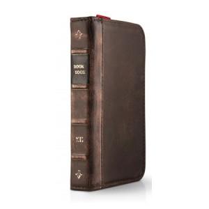 TwelveSouth BookBook Vintage Brown iPhone 4 en 4S