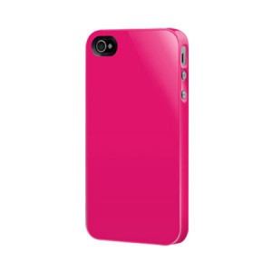 SwitchEasy Nude Fuchsia iPhone 4 en 4S