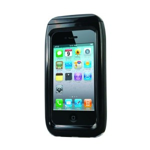 Aryca Xcite Waterproof Black iPhone 4 en 4S