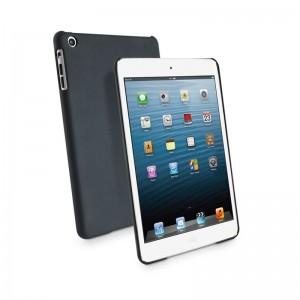 Muvit Rubberized Back Case Black iPad Mini 1/2/3