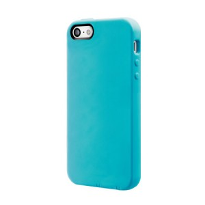 SwitchEasy Numbers Bright Turquose iPhone 5 en 5S