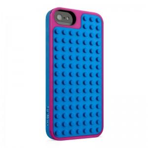 Belkin LEGO Builder Case Purple iPhone 5 en 5S