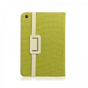 Gear4 Folio Stand Olive Sand iPad Mini 1/2/3