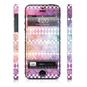 Colorswitch Case Aztec Galaxy Pink iPhone 5 en 5S