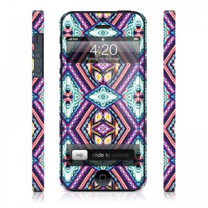 Colorswitch Case Dannijo Purple iPhone 5 en 5S