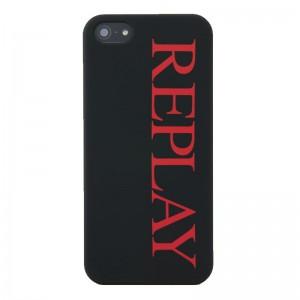 Replay Hard Case Black iPhone 5 en 5S