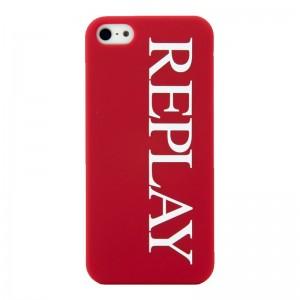 Replay Hard Case Red iPhone 5 en 5S