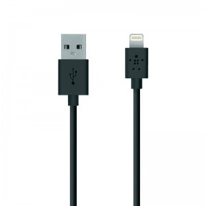 Belkin Lightning Cable black