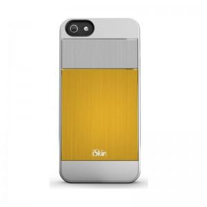 iSkin Aura Yellow iPhone 5 en 5S