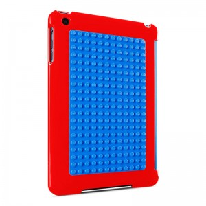 Belkin LEGO Builder Case Red iPad mini 1/2/3