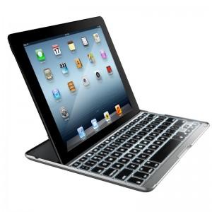 ZAGG ZAGGkeys PROplus Aluminum Bluetooth Keyboard iPad 2/3/4