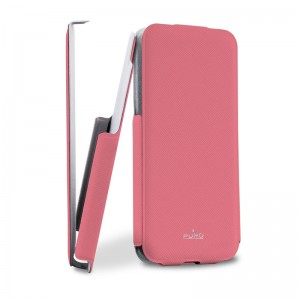 Puro Flipper Case Pink iPhone 5C