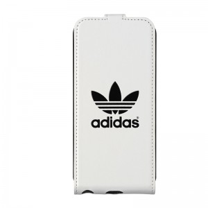 adidas Originals Flip Case White/Black iPhone 5 en 5S