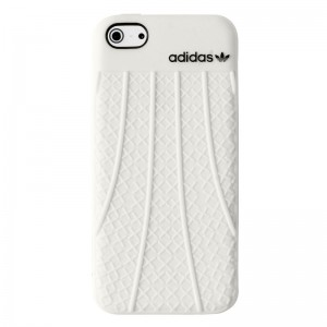 adidas Originals Rubber Sole Case White iPhone 5C