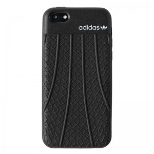 adidas Originals Rubber Sole Case Black iPhone 5 en 5S